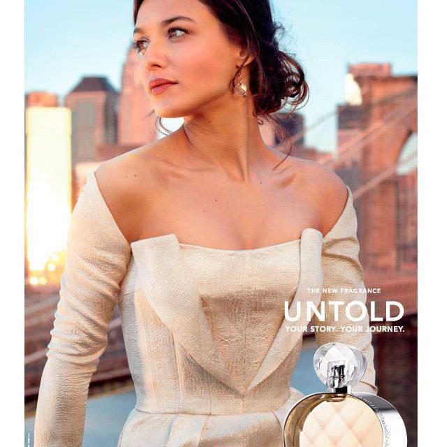 Untold, la nueva fragancia de Elizabeth Arden