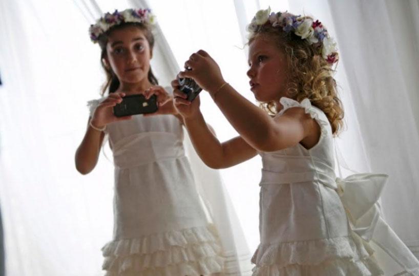 Acierta en la primera comunión con un traje a medida