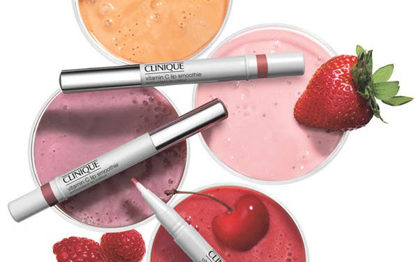 Vitamin C Lip Smoothie, el nuevo labial líquido con Vitamina C de Clinique