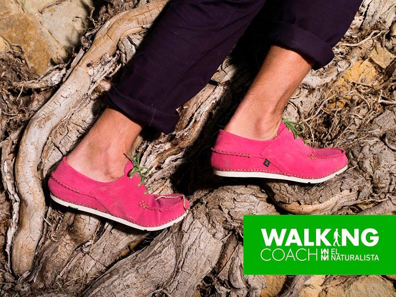 """Walking Coach El Naturalista"" Aprender a caminar de forma más natural"