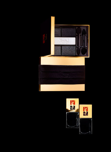 Yves Saint Laurent, colección Holiday Look 2011