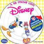 A la mesa con Disney y Planeta DeAgostini