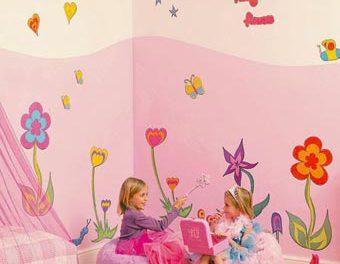 Haz de su habitación un mundo de color