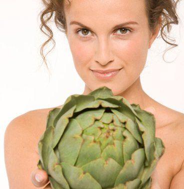 Alcachofa, una ayuda para la pérdida de peso