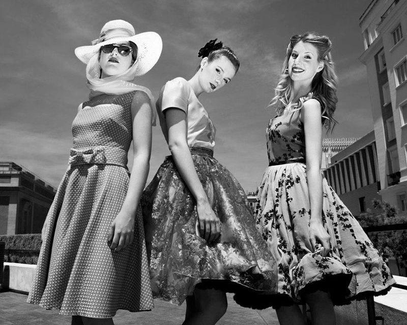 Anita Singers, diseños de estilo años 50 a tu medida