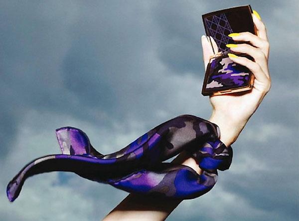 Camúflate con Anselm Reyle de Dior