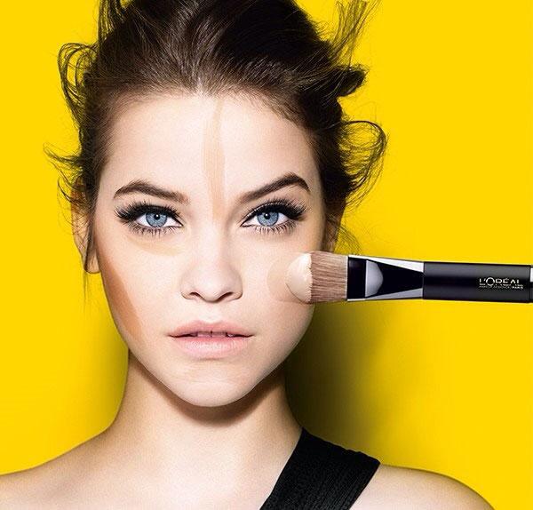Aprende a hacer el Contouring con Infalible Sculpt de L'Oréal
