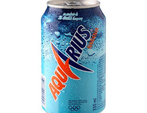 Aquarius, una buena hidratación