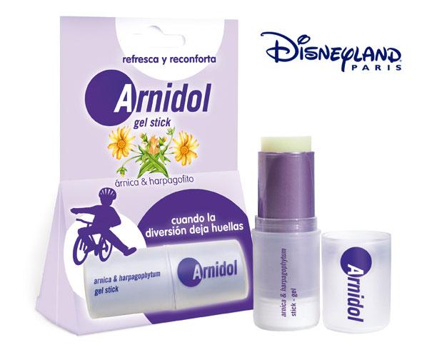 Diviértete y viaja a Eurodisney con Arnidol