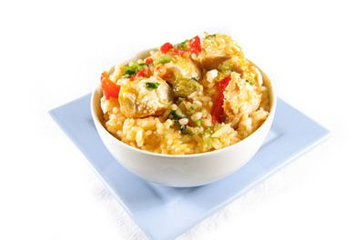 La receta del día: Arroz con atún y cebolla