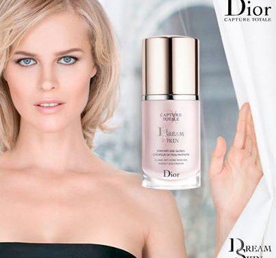 """Arrugas, manchas y rojeces se atenúan, piel más uniforme y luminosa. Dreamskin de Dior es """"La Piel perfecta"""""""