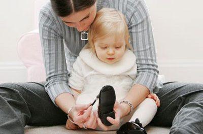 Calzado para niños: Los errores más habituales
