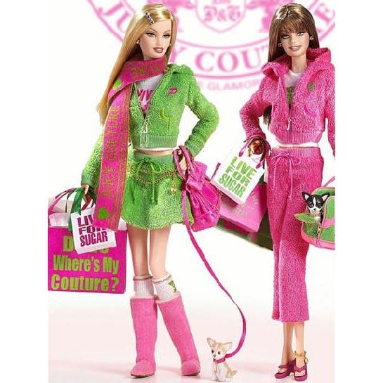 Barbie celebra su 50 aniversario desfilando en Nueva York