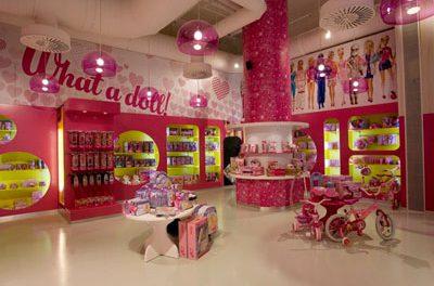 Barbie abre en Barcelona su primera tienda en Europa
