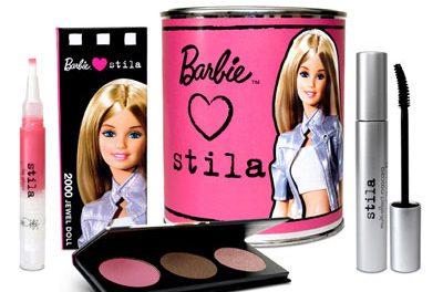 Barbie y Stila se asocian para celebrar su 50 aniversario