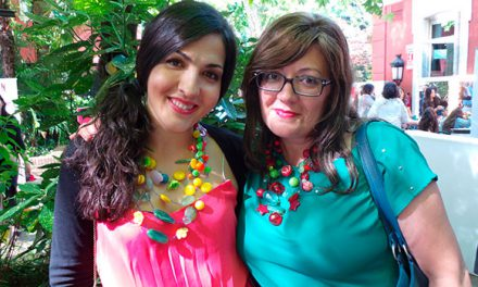 Beauty Party en el Jardín del Palacio Fortuny