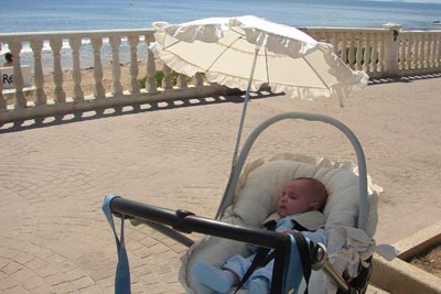 La guía del bebé: El paseo