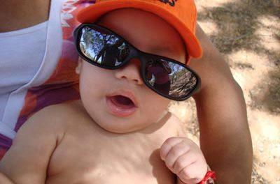 La guía del bebé: El sol