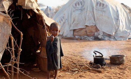 Bloggers contra el hambre en Africa