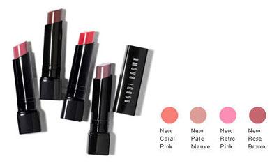 Bobbi Brown: Edición limitada de la paleta y nuevos colores de barra de labios para combinar