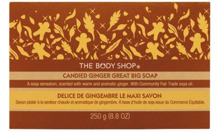 Body Shop llena de olor este invierno