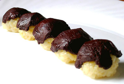 La receta del día: Bolitas de arroz con chocolate