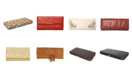 Colección primavera-verano 2009 bolsos y carteras de Blanco