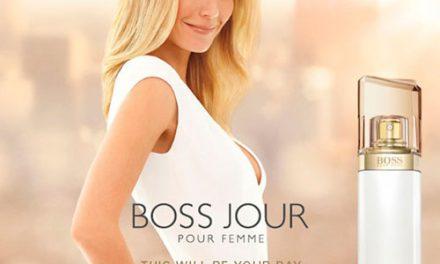 Boss Jour Pour Femme, muestra las tres facetas importantes de la mujer
