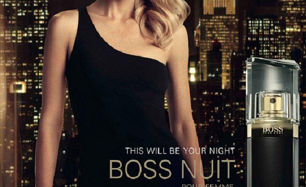Hugo Boss Nuit Pour Femme, esta será tu noche