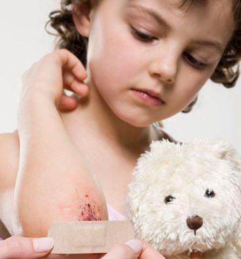 Botiquín para niños y lactantes: ¿qué debemos tener?