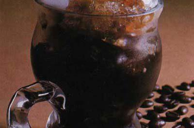 La receta del día: Helado de café con nata