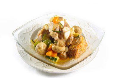 La receta del día: Caldereta de costilla de cerdo adobada