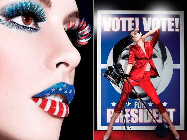 Maybelline NY, Calendario 2012