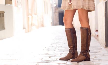 Colección de calzado de Flavio Menorca para la temporada otoño-invierno 2014