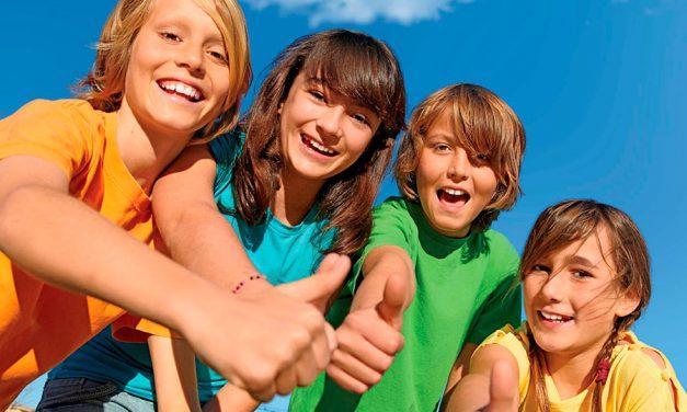 Campamentos de inglés, una opción divertida para nuestros hijos