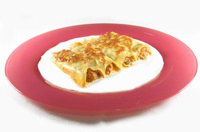 La receta del día: Canelones de ventresca de bonito