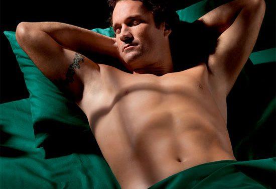 Carlos Moyá es la imagen del tratamiento cintura y abdomen intensivo noche 10 de Somatoline Cosmetic