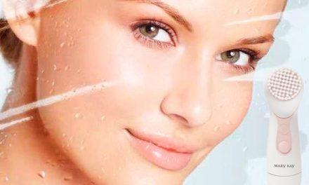 Cepillo limpieza facial de Mary Kay