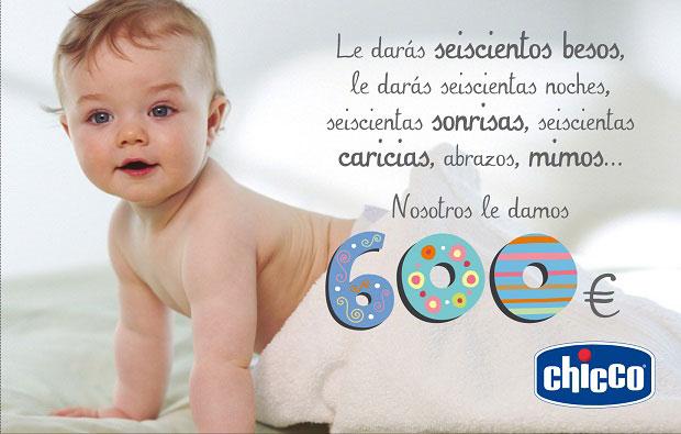 """Chicco lanza la campaña """"600 pasos para hacerte sonreír y cuidar de tu bebé"""""""
