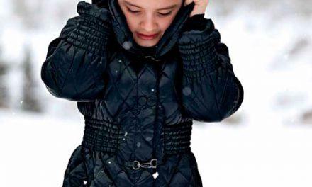 Chicco, niños abrigados y a la moda