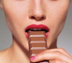 El Blog y el chocolate, sustitutos del sexo