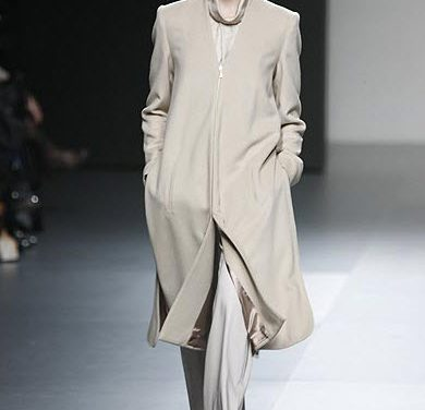 Cibeles Madrid Fashion Week 2011: Ángel Schlesser