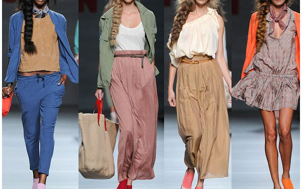 Cibeles Madrid Fashion Week: primavera-verano 2012, 4ª jornada