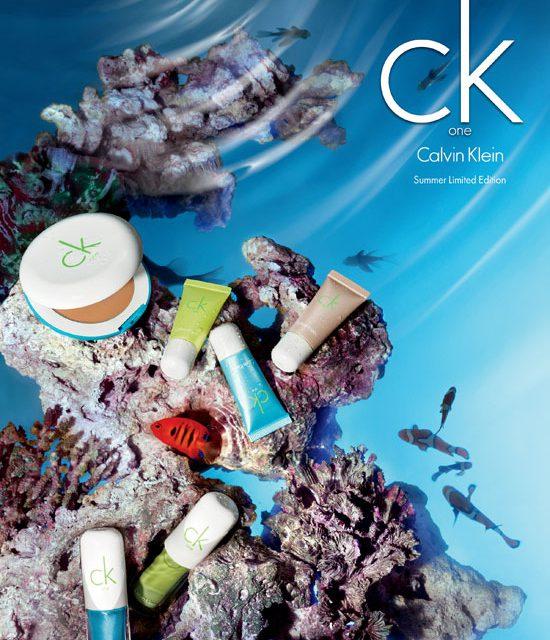 ck one summer, los primeros esmaltes de uñas con olor a fragancia