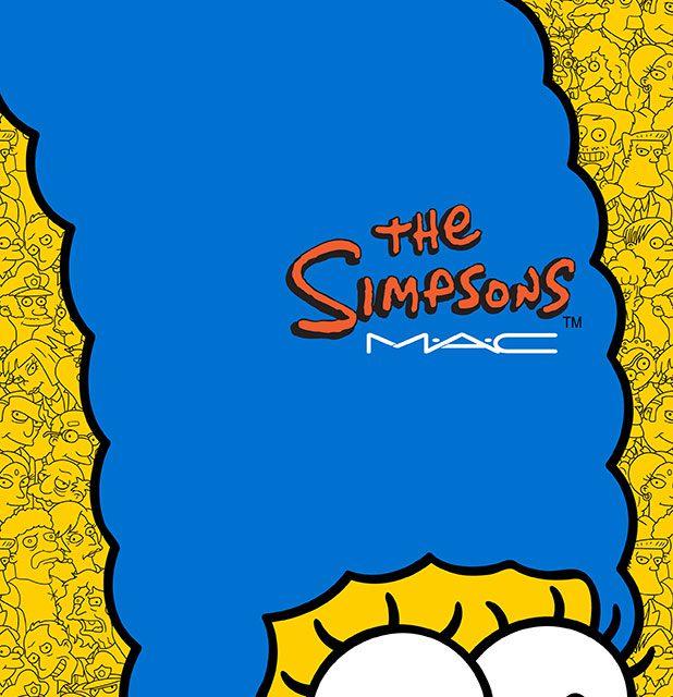 Lleva a los Simpsons en tu neceser con la edición especial de MAC
