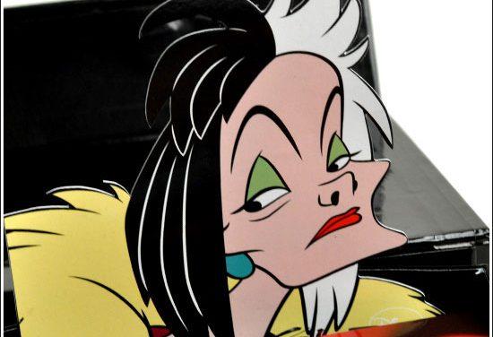 Colección Venomous Villains de MAC: Cruella de Vil