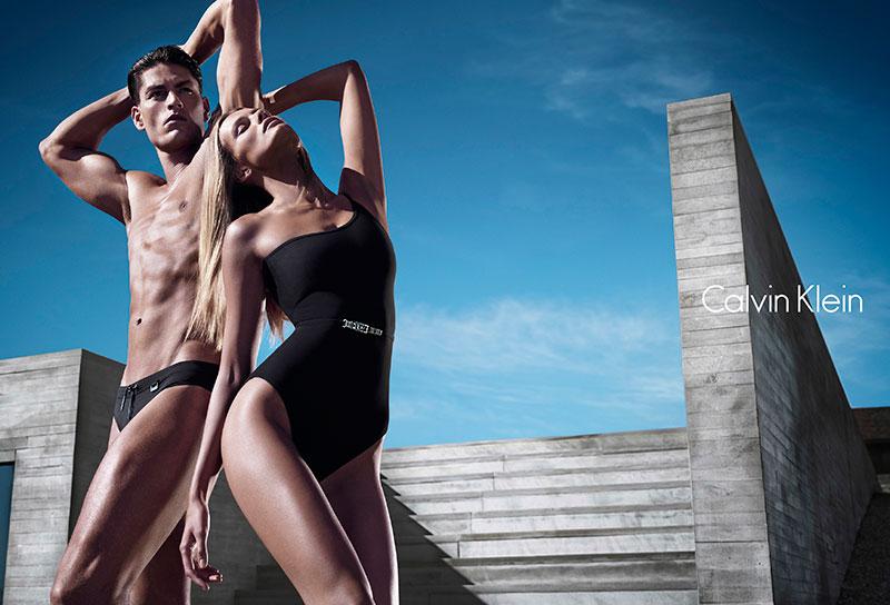 Colección Baño, Calvin Klein Swimwear