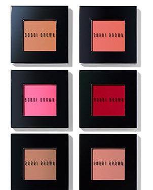 Colección primavera 2009 de Bobbi Brown