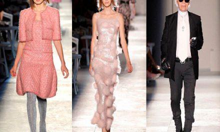 Chanel: Colección otoño-invierno 2012
