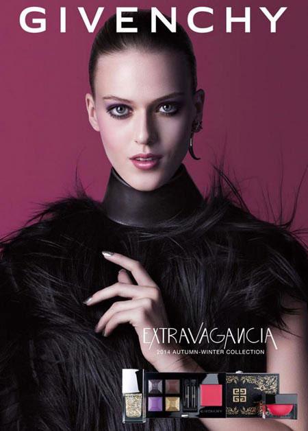 Llena tu vida de Extravagancia con la nueva colección de Givenchy